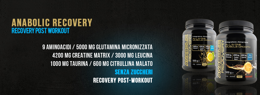 ANABOLIC RECOVERY
