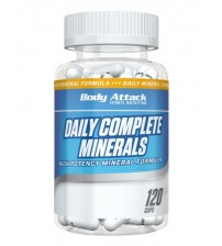 DAILY COMPLETE MINERALS 120cps