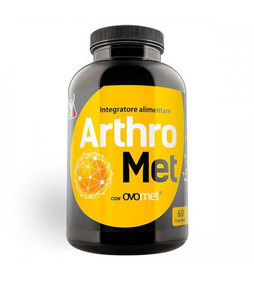 ARTHROMET Integratori per Cartilagine 60cpr
