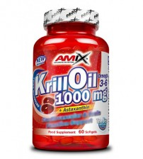 KRILL OIL 1000mg 60cps