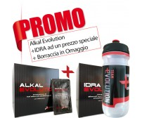 ALKAL EVOLUTION 50 bst + IDRA EVOLUTION 50 bst - PROMOZIONE