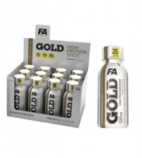 GOLD HIGH PROTEIN SHOT (12 flaconi da 120ml)
