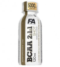 BCAA 2:1:1 SHOT (12 x 120ml)