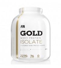 GOLD WHEY ISOLATE 2.270kg