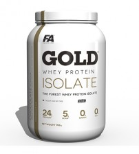 GOLD WHEY ISOLATE 908gr