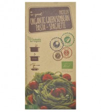 SO GOOD ORGANIC GREEN SOYBEAN PASTA (200gr)