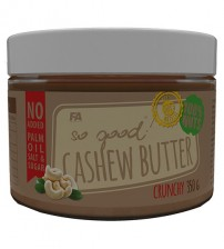 SO GOOD CASHEW BUTTER 350gr