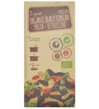 SO GOOD ORGANIC BLACK SOYBEAN PASTA (200gr)