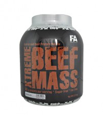 EXTREME BEEF MASS 2500gr