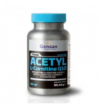ACETYL L-CARNITINE Q10 60cps.
