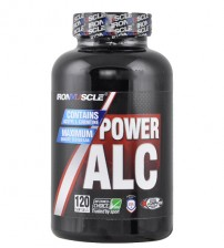 POWER ALC 120cps (1000mg/cps)