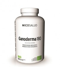 GANODERMA 180 cps (625 mg)