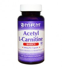 ACETYL L-CARNITINE 60 veg. cps