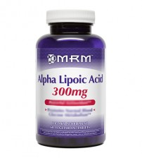 ALPHA LIPOIC ACID 300 mg 60cps