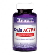 BRAIN ACTIVE 90 veg. cps
