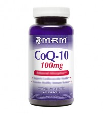 COQ10 100mg 120 softgels
