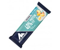 40% PROTEIN FIT BAR (24 x 50gr) gusto MIRTILLO e VANIGLIA - in offerta!