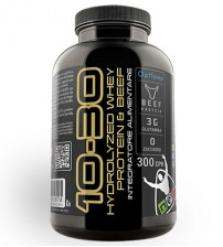 10=30 Hydrolyzed Whey Protein & Beef 300 cpr