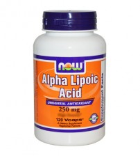 ALPHA LIPOIC ACID 600mg 60cps