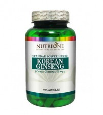 KOREAN GINSENG (60cps da 500mg)