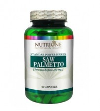 SAW PALMETTO (60cps da 250mg)