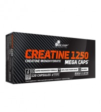 CREATINE MEGA CAPS 120 CPS