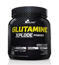 GLUTAMINE XPLODE POWDER 500gr