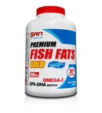 PREMIUM FISH FATS GOLD 120 softgel