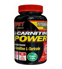 L-CARNITINE POWER 60 veg.cps