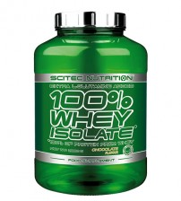 WHEY ISOLATE 2 Kg Aspartame Free