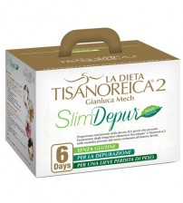 Kit 6 Days Tisanoreica 2 – Slim Depur