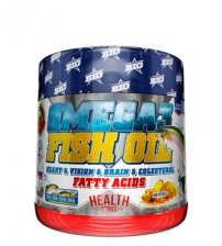 OMEGA 3 FISH OIL 100 softgels (1000mg)