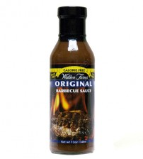 ORIGINAL BARBECUE SAUCE 340gr